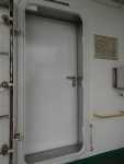 A60 door offshore - outside