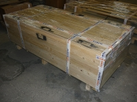 A60 door heat treated ISPM15 - crate