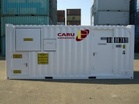 A60 hatch offshore container