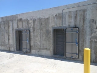 Watertight doors