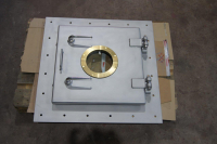 Stainless steel watertight hatch