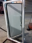 inward closing steel watertight door