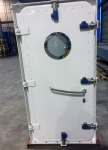 steel watertight door inward closing