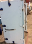 steel watertight door inward opening adjusted hinges