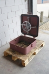 watertight hatch with handwheels open 1